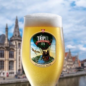 Tripel Around the world Event at BJ's Brewhouse